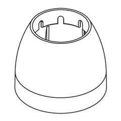 Moen - Part Handle dome for 7600 series kitchen faucets