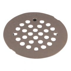 Moen - 4-1/4 Inch Snap-In Shower Drain Cover