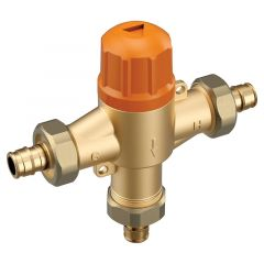 Moen - 1/2-Inch Cold Expansion PEX Connection Includes Thermostatic