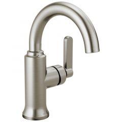 Delta - Alux Single Handle Bathroom Faucet
