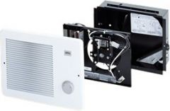 Broan - Heaters Except Includes Built-In Thermostat Project Pack  Same as 165F