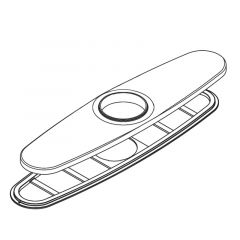 Moen - Escutcheon & Gasket Kit