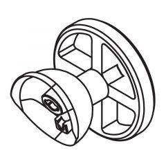 Moen - Wheel Handle Kit