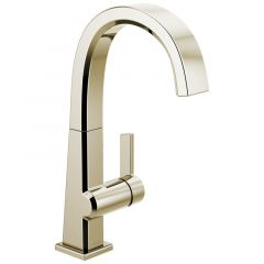 Delta - Pivotal Single Handle Bar Faucet