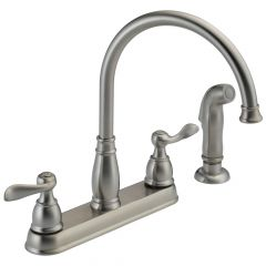 Delta -  Windemere Two Handle Kitchen Faucet