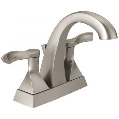 Delta - Everly Two Handle Centerset Bathroom Faucet