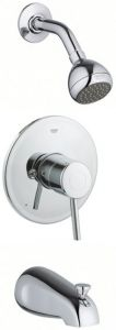 Grohe - Concetto Series Pressure Balanced - Tub and Shower Single Handle
