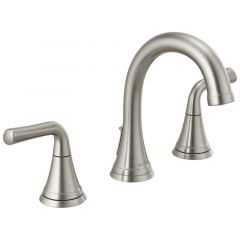 Delta - Kayra Two Handle Widespread Bathroom Faucet