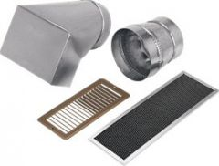 NuTone - Range Hoods for PM390 Non-Duct Kit