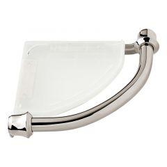 Delta - Bath Safety Series Shelf/Assist Bar Traditional Corner