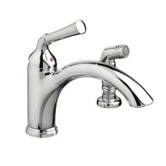 American Standard - Portsmouth Series 2.2 gpm - 1-Handle  Kitchen Faucet with Side Spray