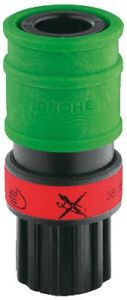 Grohe - Part Grohe - Quick Coupling (Green)