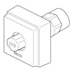 Delta - Body Spray Series 1.8 gpm Body Spray Surface Mounted