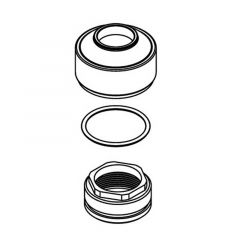 Moen - Commercial Cartridge Nut O-Ring Cover 8200 Series