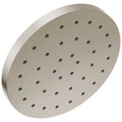 Delta - Universal Showering H2Okinetic Single Setting 2.5 gpm Shower Head with UltraSoak