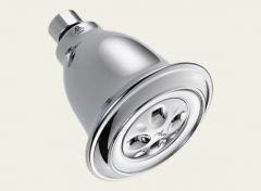 Delta - Universal Showering Showerhead 1.5 gpm - Single - Setting