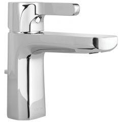 Delta - Modern Single Handle Single Hole Lavatory Faucet