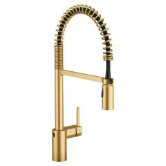 Moen - Align One-Handle High Arc MotionSense Wave Pulldown Kitchen Faucet