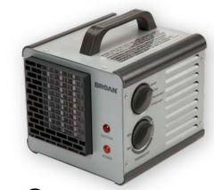 Broan - Ventilation Fans 100 CFM Fan / Light