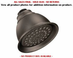 Moen - Shower head Single function Shower Heads 2.5gpm - Shower heads Wall Mounted
