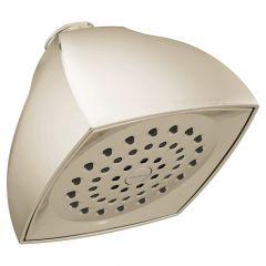 "Moen - One-Function 4-1/16"" Diameter Spray Head Eco-Performance Showerhead"