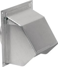 Broan - Fan Accessories  Aluminum Wall Cap