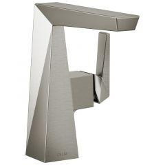 Delta - Trillian Single Handle Mid-Height Bathroom Faucet