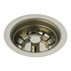 Delta - Kitchen Accessories Basket Strainer and Flange Sink Drain - Kitchen Accessories