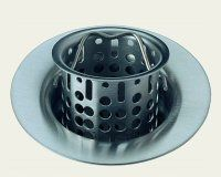 Delta - Kitchen Accessories Basket Strainer and Flange Kitchen Accessories