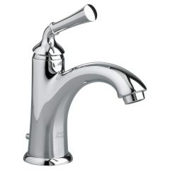 American Standard - Portsmouth Series 1-Handle Monoblock Bathroom Faucet with Lever Handle
