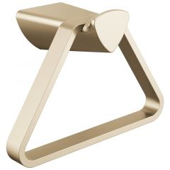 Delta Faucets - Zura Series Bathroom Accessories Triangular Towel Holder