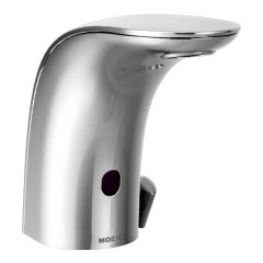 Moen -  Commercial M - Power Bathroom Faucet One - Handle Sensor - Operated