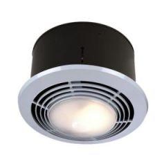 Nutone - Ventilation Fans 70 CFM w/ 1500W Heater Fan/Heater/Light/Night Light