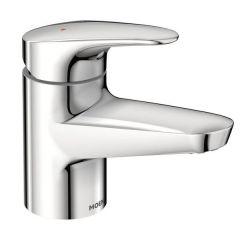 Moen - Commercial Series Single mount Bathroom 1.5 gpm no Drain 1 Handle Medium Duty