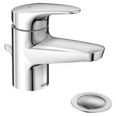 Moen - Commercial Series Single mount Bathroom 1.5 gpm with Drain Two Handle Medium Duty