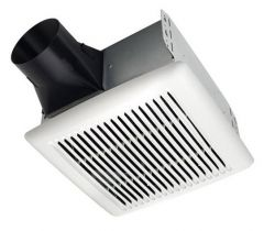 Broan - InVent Series Single-Speed 110 CFM - 3.0 Sones Bathroom Fan