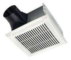 NuTone - InVent Series Single-Speed Fan 50 CFM - 0.5 Sones Bathroom Fan