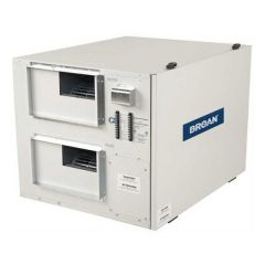 Broan - Air Systems High Efficiency Energy 1026 CFM at 0.4 in. w.g. Heat Recovery Ventilator for Small Businesses