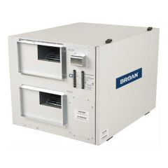 Broan - Air Systems High Efficiency Energy 1026 CFM at 0.4 in. Heat Recovery Ventilator for Small Businesses