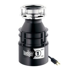 ISE - Badger Series 1/3 H.P. Household Disposal With Cord