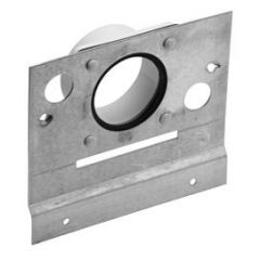 Nutone - Central Vacuum Systems  Mount Plate w/ Flanged Spigot