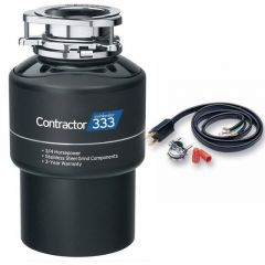 ISE - DISPOSER 3/4 HP Garbage Disposer With Cord