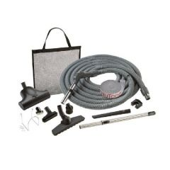 Nutone - Central Vacuum Systems Carpet & Bare Floor Combinatin Air Turbine Pet Care Attachment Set