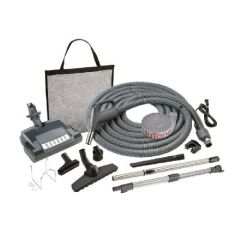 Nutone - Central Vacuum Systems Carpet & bare floor combination Attachment Set