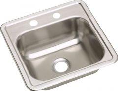 Dayton - Kitchen Sink Single Bowl Top Mount Bar Sink
