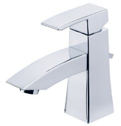 Danze - Logan Square Series 1.2 gpm Single Hole Mount w/ 50/50 Pop-Up Drain Single Handle Bathroom Faucet