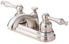 Danze - Sheridan Series Bathroom Faucet Two Handle Centerset