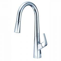 Danze - Vaughn Single Handle Pull-Down Kitchen Faucet