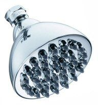 Danze - Shower Series Low-Flow Shower Heads 4 Inch Lamp Style
