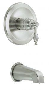 Danze - Sheridan Series Single Handle Tub Spout with Escutcheon Trim Kit